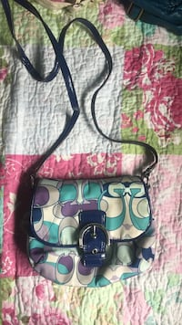Coach purse in great condition! Paid $120! Winnipeg, R2V