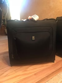 black and gray luggage bag McKinney, 75070