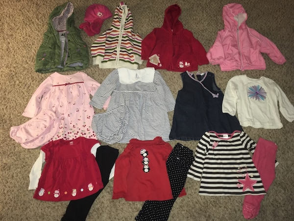 18-24 Month Winter Clothing