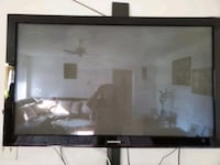 """50"""" Samsung Tv with wall mount Los Angeles"""
