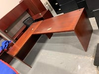 L-Shape Desk, Excellent Condition, Call/Visit us now! Mississauga