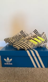 Messi\Nemesis 17.1 soccer cleats(size 9) Ashburn, 20148