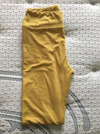 Lularoe Yellow Leggings San Diego, 92110