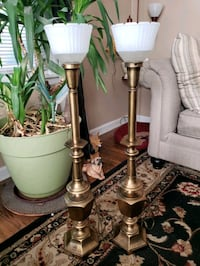 VINTAGE TABLE LAMPS/PAIR Milwaukee, 53216