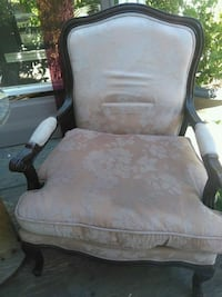 Chair with ottoman  Vancouver, V6K 1C1