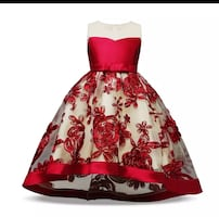 Brand new dress 5 to 6t