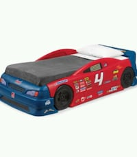 Nascar twin bed/mattress not included Evansville, 47725