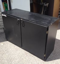 Solid cabinet for workroom, laundry, garage, basement etc. (Oshawa)