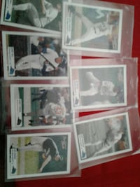 assorted baseball player trading cards Fulton, 95439