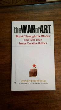 The War of Art Sterling, 20165