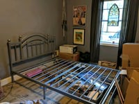 Full size metal bed frame Norcross, 30046