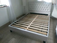 Queen bed frame brand new free delivery Hollywood, 33023
