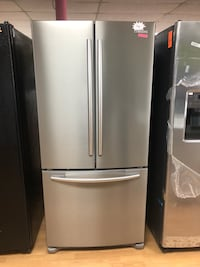 "Stainless Steel Samsung 32"" French Door Refrigerator  Woodbridge, 22191"