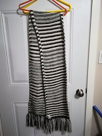 """Used 8"""" wide x 7' height scarf. . Surrey, V4N 0P3"""