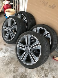 "19"" Mustang Wheels and Tires Herndon, 20171"