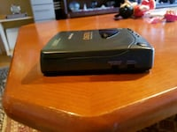 Digital universun portable compact disc player