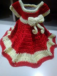 Handmade Crocheted Dress Davenport, 52801