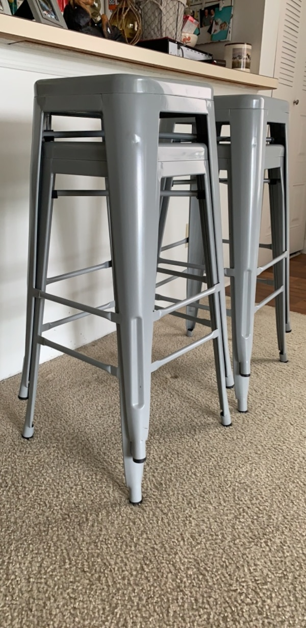 Fabulous Used Bar Stools For Sale In Melbourne Letgo Alphanode Cool Chair Designs And Ideas Alphanodeonline