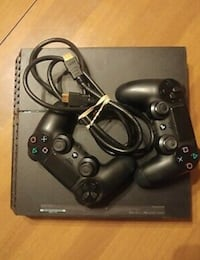 PlayStation4 used it comes with all Accessories