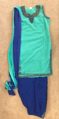 New south Asian / Indian salwar suit  Maple Ridge, V2W