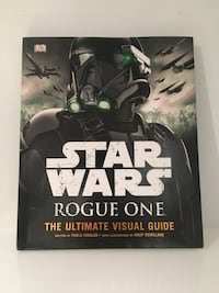 Star Wars Rouge One Book Mississauga, L5C 2Z2