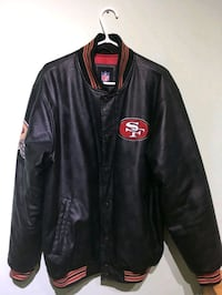 San Francisco 49ers XL Letterman Jacket