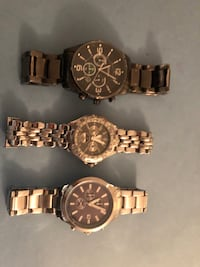 3 Watches (Fossil and Silpada) Alexandria, 22310