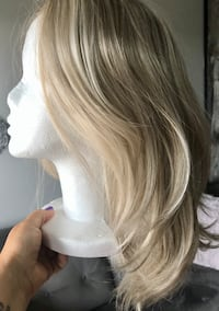 Quality synthetic wig