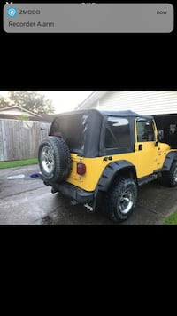 Jeep - Wrangler - 2000 Channelview