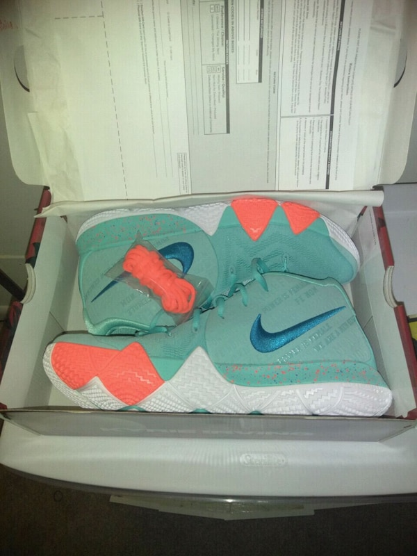 Kyrie size 13 brand new in box