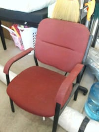 Used Red Chair North Las Vegas, 89031