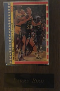 MINT signed Larry bird Vaughan, L4J 4T8