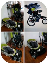 Baby and frand stroller and car seat Lorton, 22079