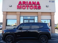 2016 Jeep Renegade FWD 4dr Sport