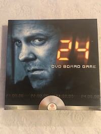 24 DVD board game Cleveland, 44109