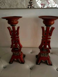 Asian Candle Sticks
