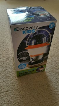 Discovery Kids Lamp Star Projector Camping Toy Vienna, 22182