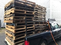 FREE PICKUP OF SCRAP OR BROKEN PALLETS Vancouver, 98664