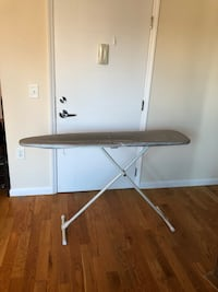 Ironing board.  Jersey City, 07306