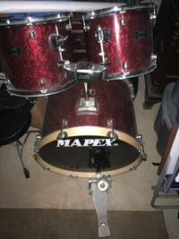 Drumset Looking for a New Home! Everything Must Go! Pelzer, 29669