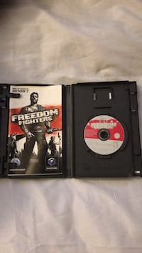 Freedom fighters GameCube  Tampa, 33625
