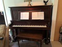 Antique piano with great sound Burnaby, V3N 0A1