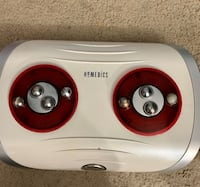Homedics foot massager Sunnyvale, 94087