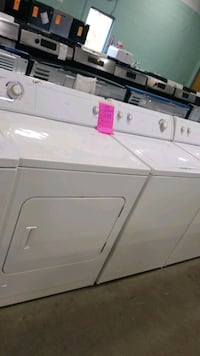 Whirlpool natural gas set dryer/washer.