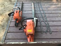 Chain saws for the real Men.. Portage, 49002