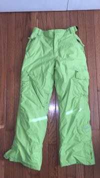 Snow pants size 12 kids  Fairfax, 22032