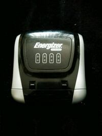 black and gray Energizer battery charger Las Vegas, 89102