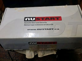 Two way car starter brand new in the box