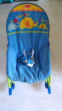 fisher price grow with me rocker