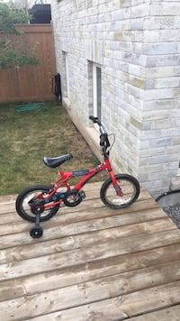 Red children's bike Oakville, L6M